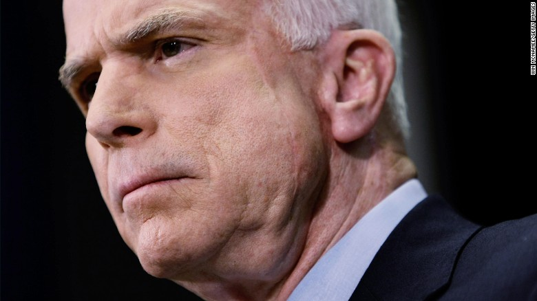 Thinking about Sen. John McCain, the man