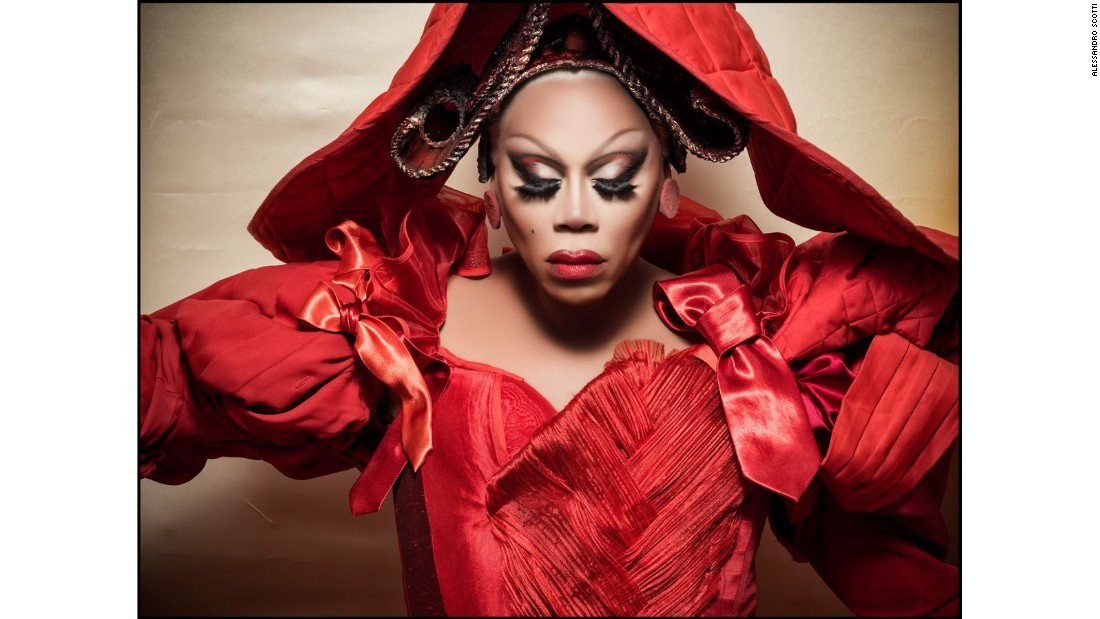 The calendar features the likes of Adwoa Aboah, Whoopi Goldberg and drag icon RuPaul.