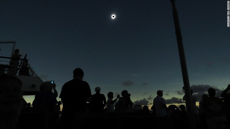 Best places to watch the solar eclipse