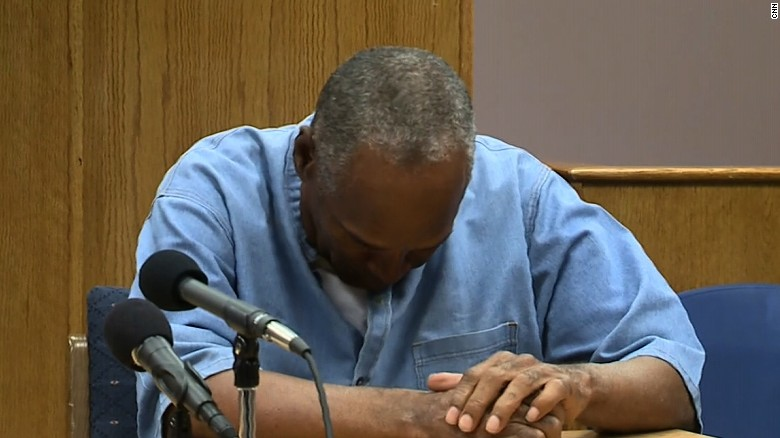 THE BIG MOMENT: Watch when O.J. Simpson was granted parole