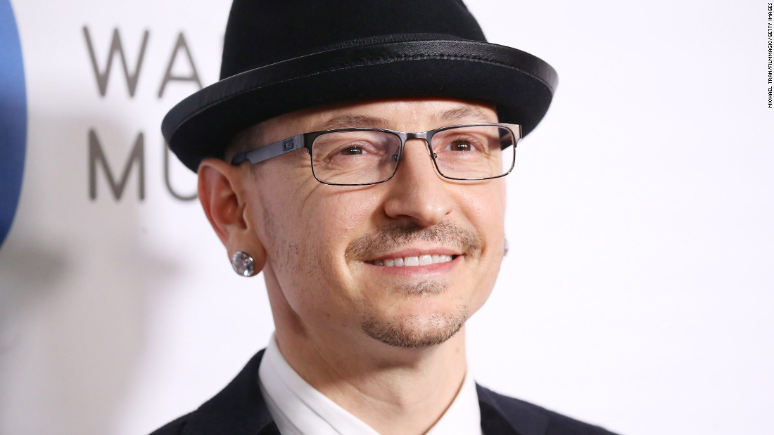 "<a href=""http://www.cnn.com/2017/07/20/entertainment/chester-bennington-dead/index.html"" target=""_blank"">Chester Bennington</a>, the lead singer of the rock band Linkin Park, was found dead on July 20, according to a spokesman for the LA County Coroner. Bennington was 41. Authorities said they were treating the case as a possible suicide."