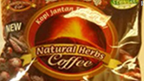 Coffee recalled after Viagra like drug found in it