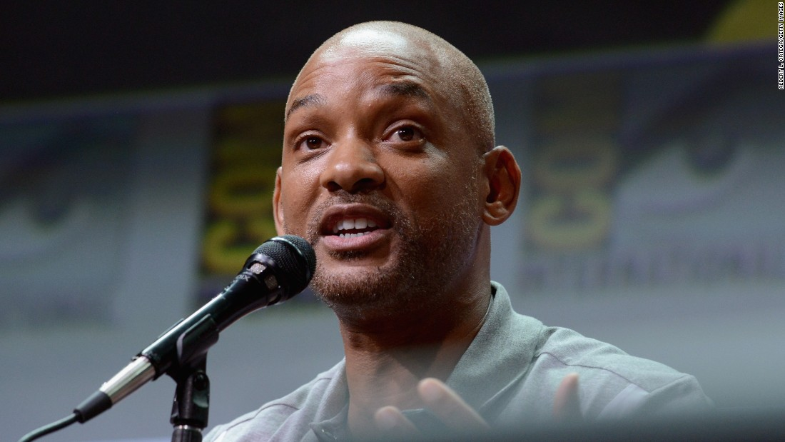 Will Smith Says 'Star Wars' Was Better Than Sex