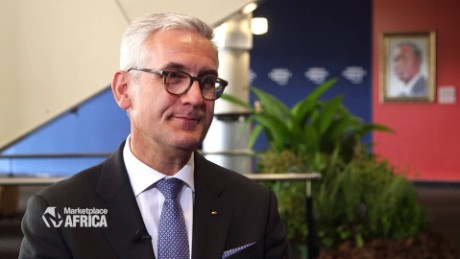 Marketplace Africa CEO Ulrich Spiesshofer of ABB: Africa needs custom tech solutions B_00004210