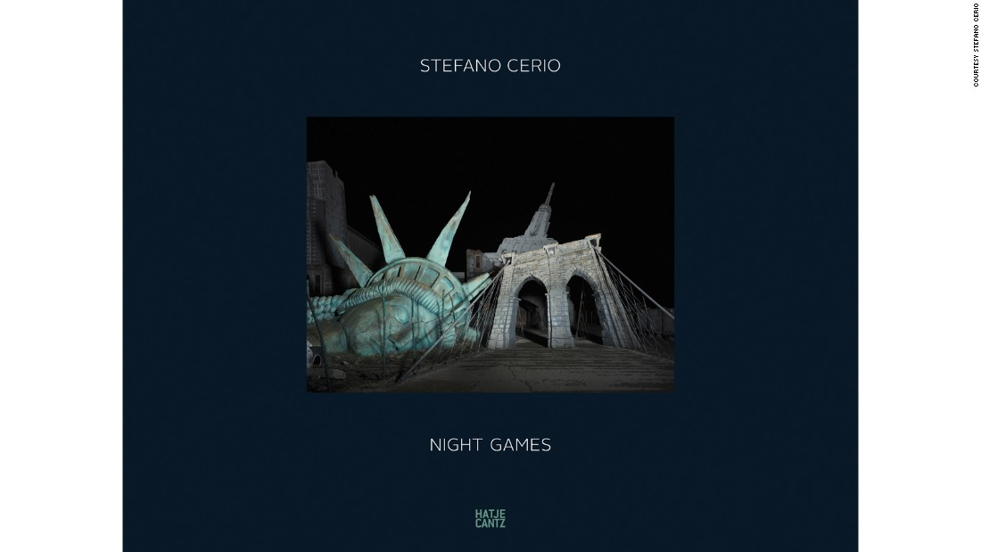 "<a href=""https://www.amazon.com/dp/3775743014/"" target=""_blank"">""Night Games"" </a>by Stefano Cerio is out now."