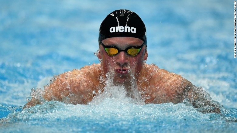 Olympic Swimming Breaststroke adam peaty: briton bids to be michael phelps of breaststroke - cnn