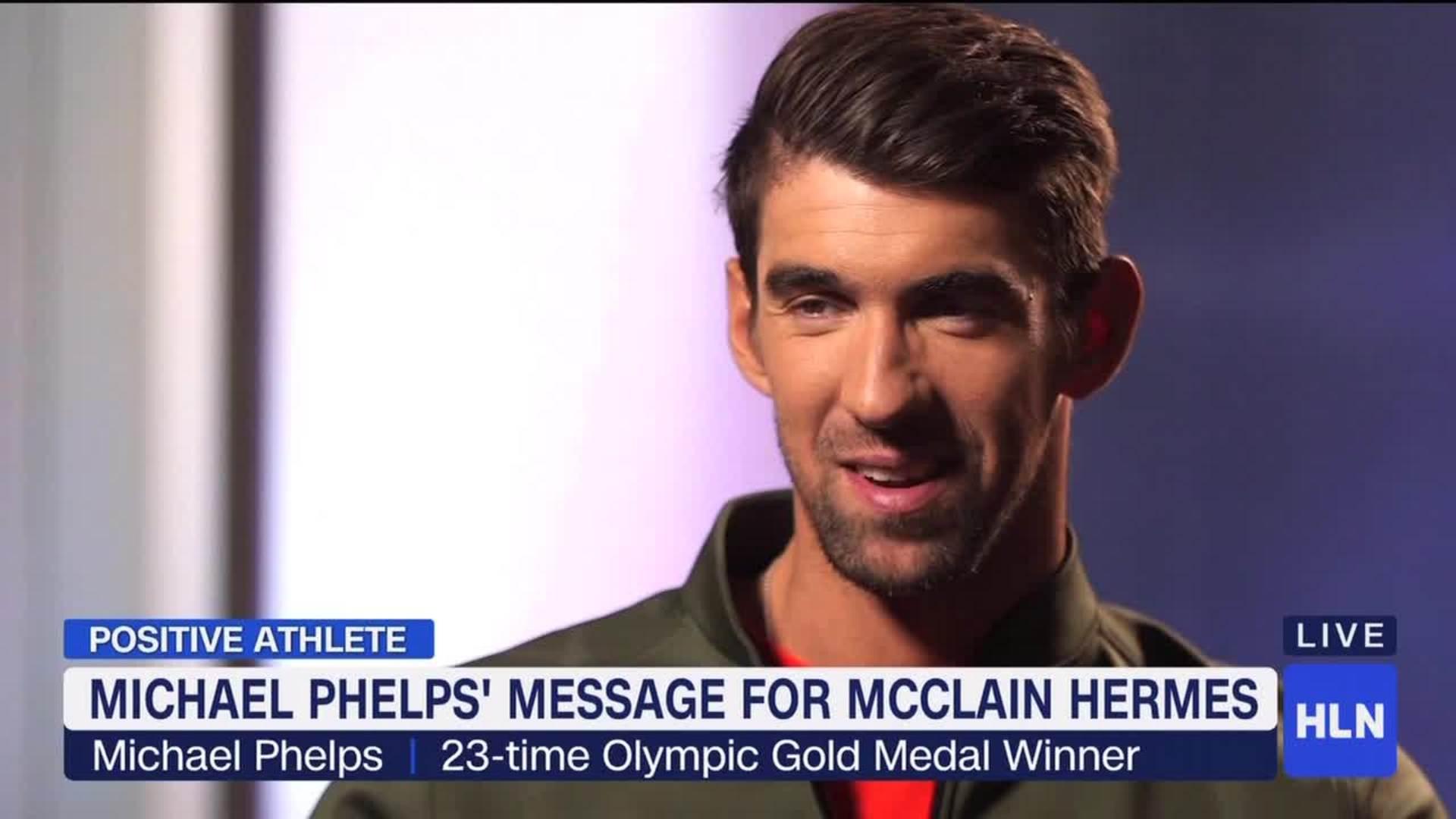 Positive Athlete: McClain Hermes - CNN Video