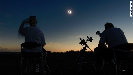 Tips for photographing the solar eclipse
