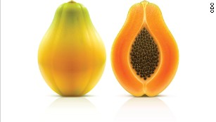 Yellow Maradol papaya is believed to be the cause of a deadly outbreak of salmonella.