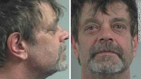Mark Redwine, charged for son's 2012 death