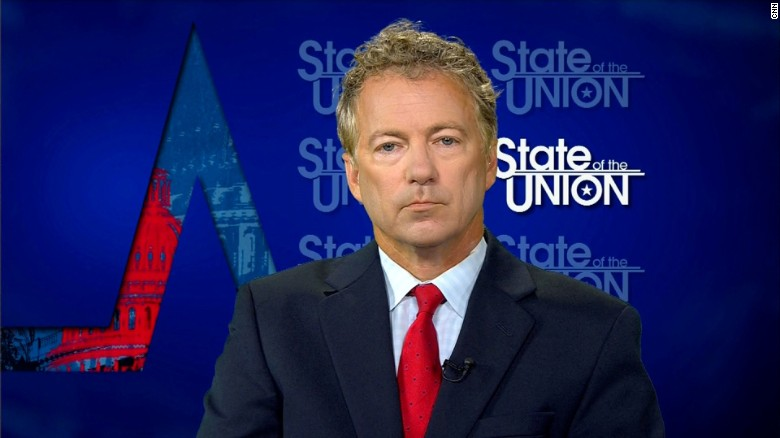 Rand Paul insists on 'clean repeal vote'