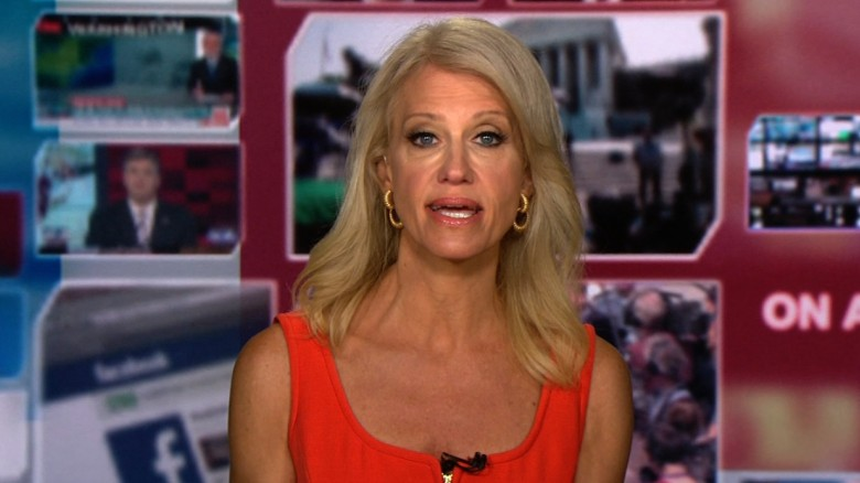 Conway: Trump doesn't think he's lying