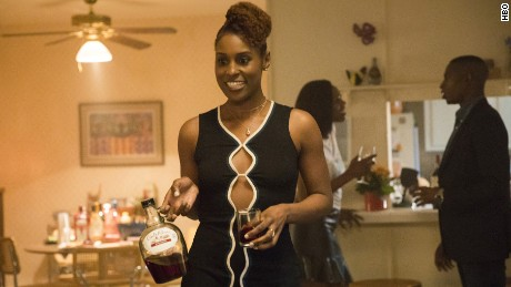 "Issa Rae in ""Insecure"" Season 2."