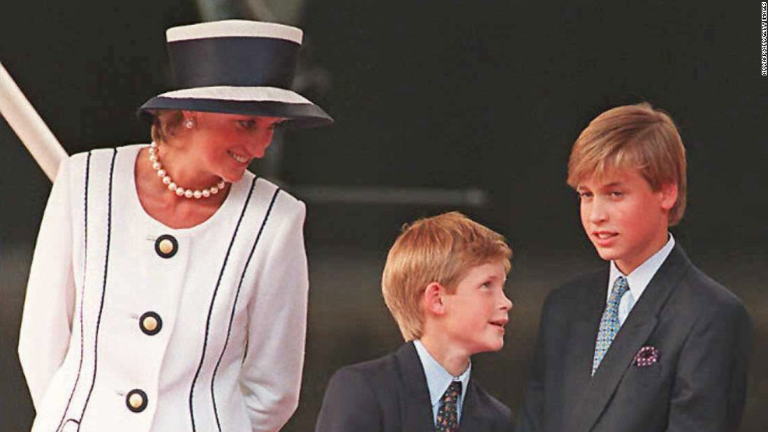 Princes William and Harry remember last call with Diana