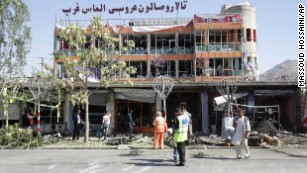 29 dead in Kabul car bomb attack claimed by Taliban