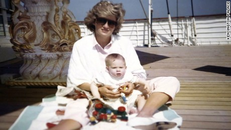 From Kensington Palace official twitter:   The Duke and Prince Harry are pleased to share two more family photographs from the late Diana, Princess of Wales' personal photo album.  These photographs feature in the new documentary 'Diana, Our Mother: Her Life and Legacy,' which airs tonight at 9pm on @ITV.