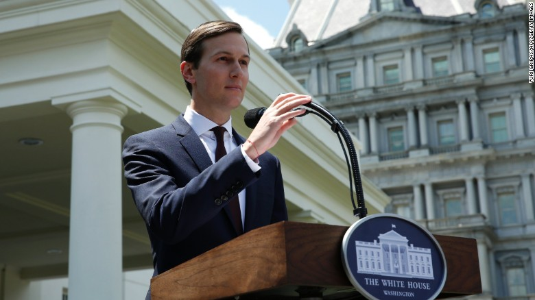 WSJ: Some Trump lawyers wanted Kushner to resign