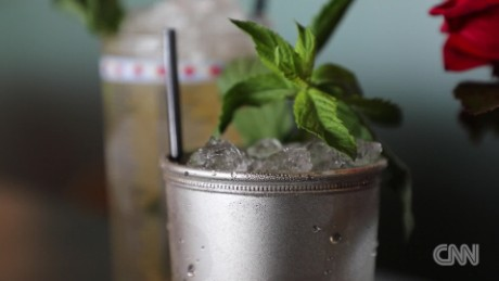 Signature Cocktails - Mint Julep_00015021