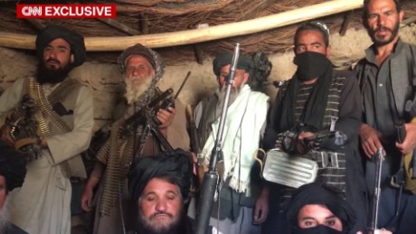 Taliban fighters claim Russian Federation is giving them weapons