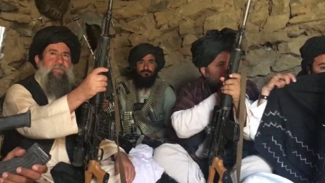 Videos Point to Russia Arming the Taliban in Afghanistan