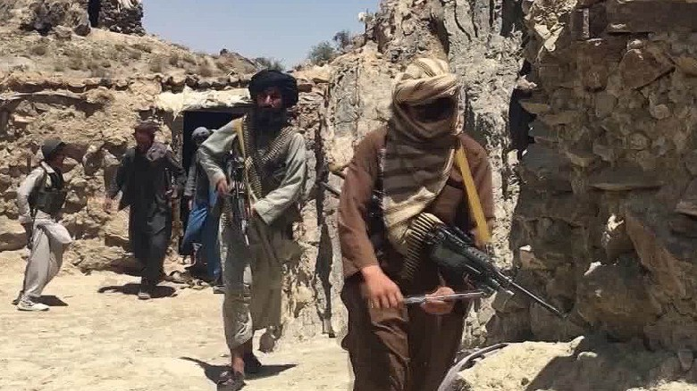 Taliban boast of new Russian arms