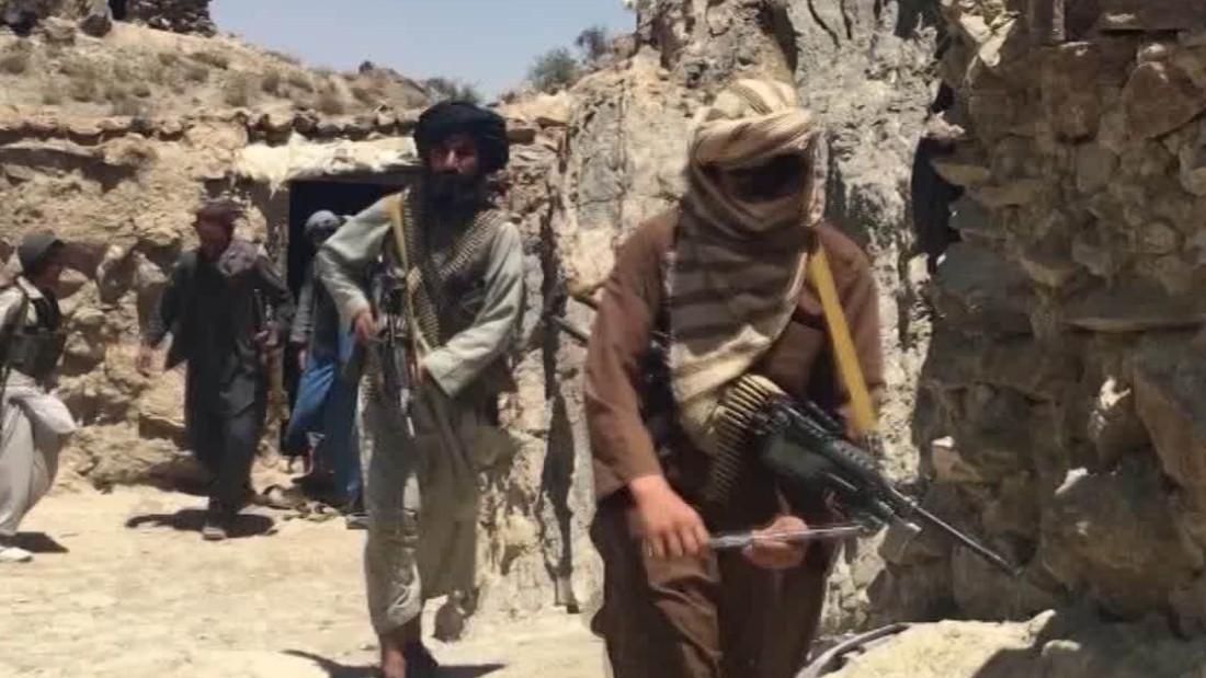 Afghanistan, US claim Russia arming Taliban - CNN Video
