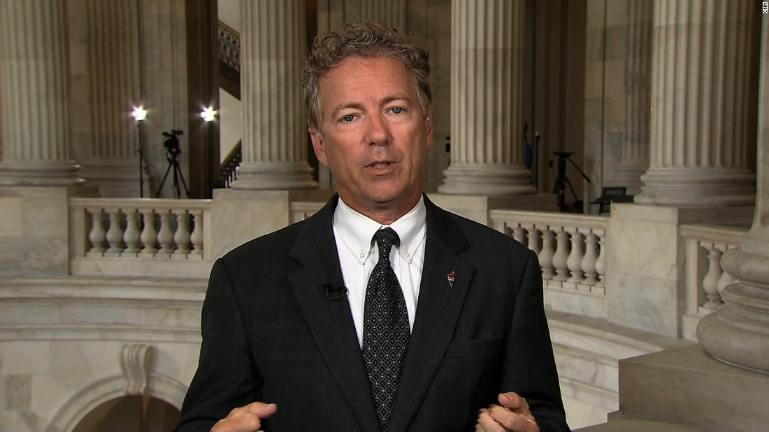 Why Rand Paul opposes the GOP Obamacare repeal bill