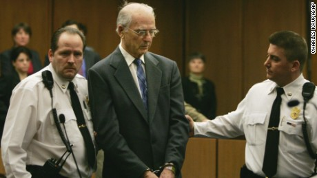 Former Roman Catholic priest Paul Shanley was convicted in 2005 of raping a boy from his parish.