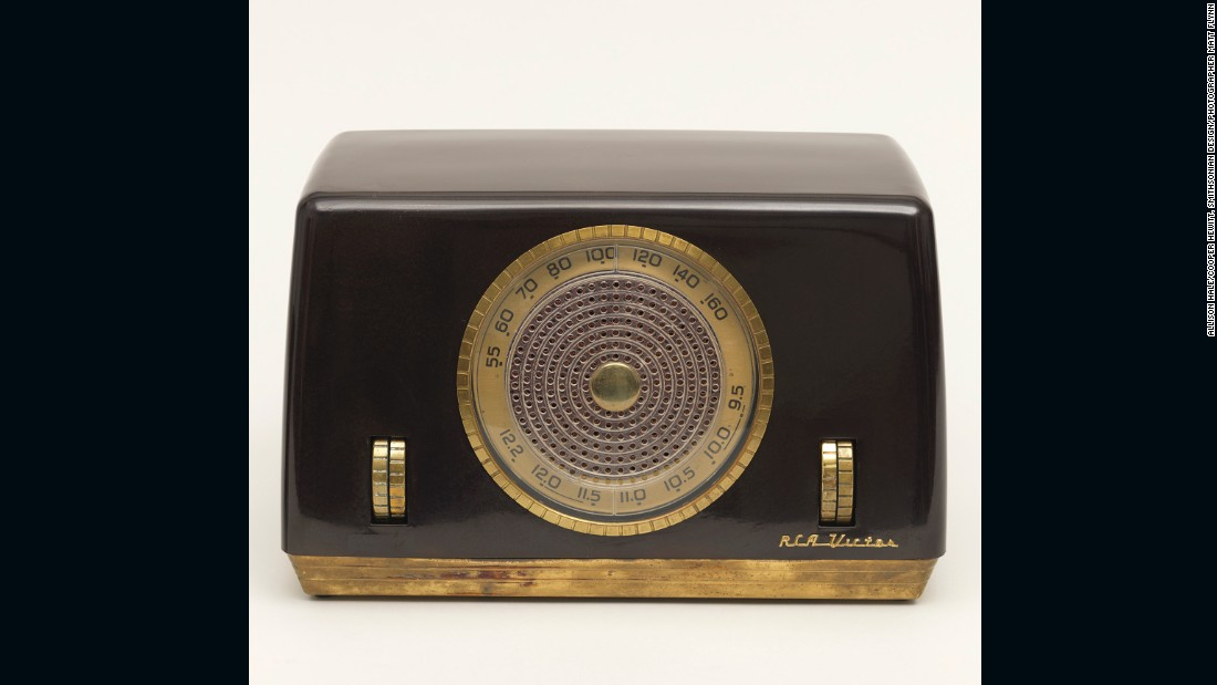 Henry Dreyfuss was one of the great designers of his time, giving the world everything from telephones to trains and New York skyscrapers. His 1948 radio was popular in a time before televisions were widely owned.