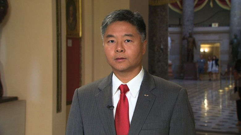 Transgender ban is awful decision, Lieu says