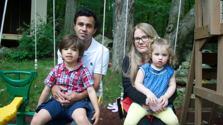 A family's fight amid deportation order