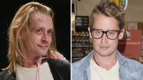 Macaulay Culkin attends The Adult Swim RobotChicken Panel At New York Comic Con 2014 at Jacob Javitz Center on October 10, 2014 in New York City.   Child Actor Macaulay Culkin was seen picking up Three packets of Parliament Cigarettes as a Gas station on Sunset Blvd in West Hollywood, CA. Macaulay was looming fresh fced and in good spirits as he went to the gas station but decided to cover his face on the way out. He was in the back of the car with with Brenda Song while actor Seth Green sat in the front.