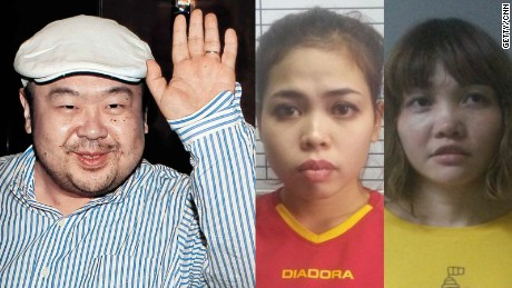 Kim Jong Nam: The plot to murder North Korea's exiled son