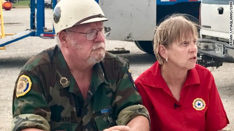 "Larry and Ann Sabata are Butler County, NE residents and Trump supports. Larry is a Vietnam veteran and believes the President's agenda is being obstructed. Ann would like to see the President tone down his ""tweets""."