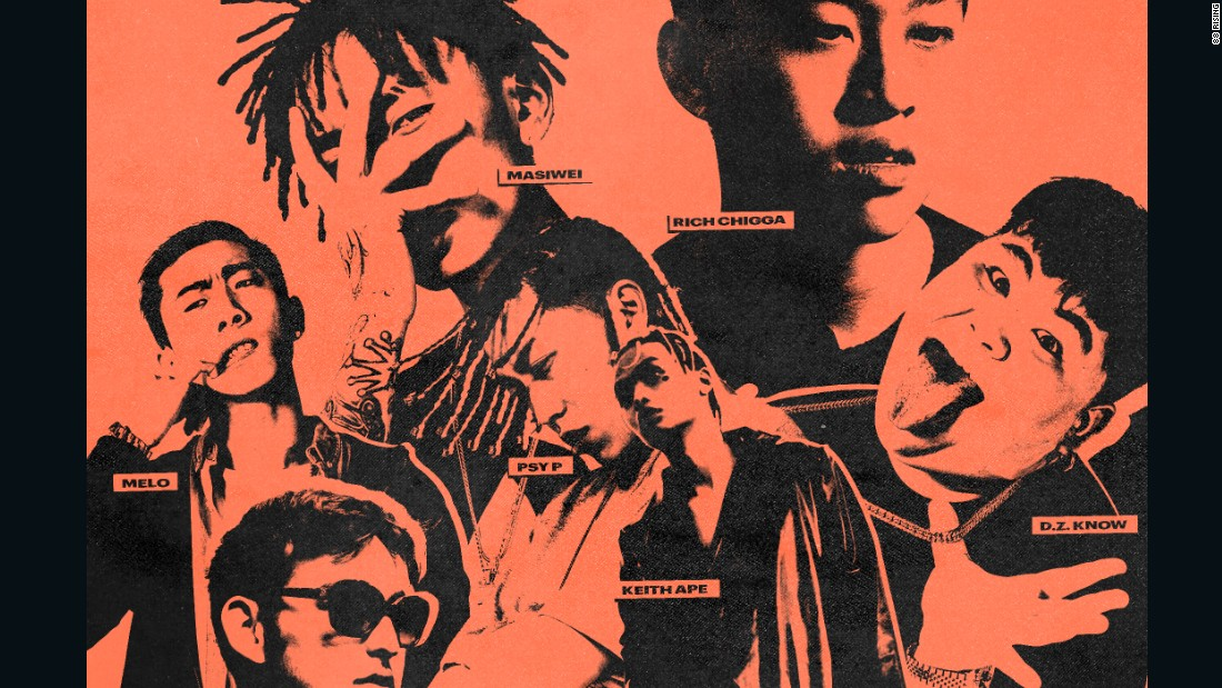 Artists in the 88 Rising roster