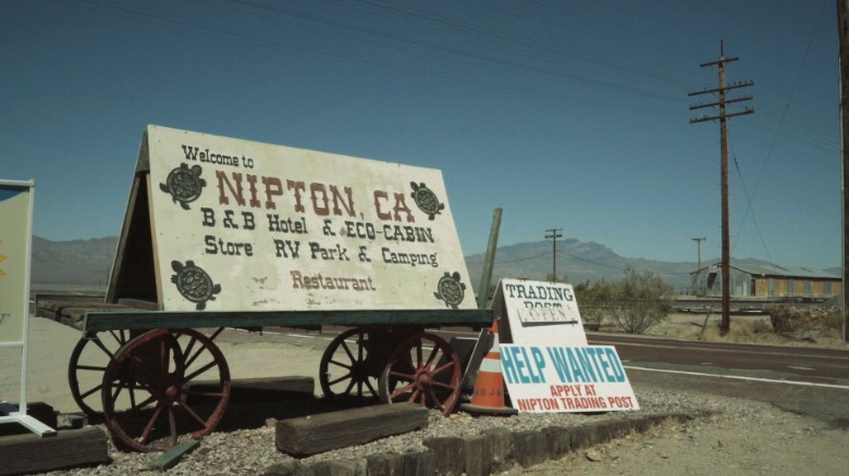 A look inside this Mojave Desert ghost town