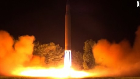 nk missile launch