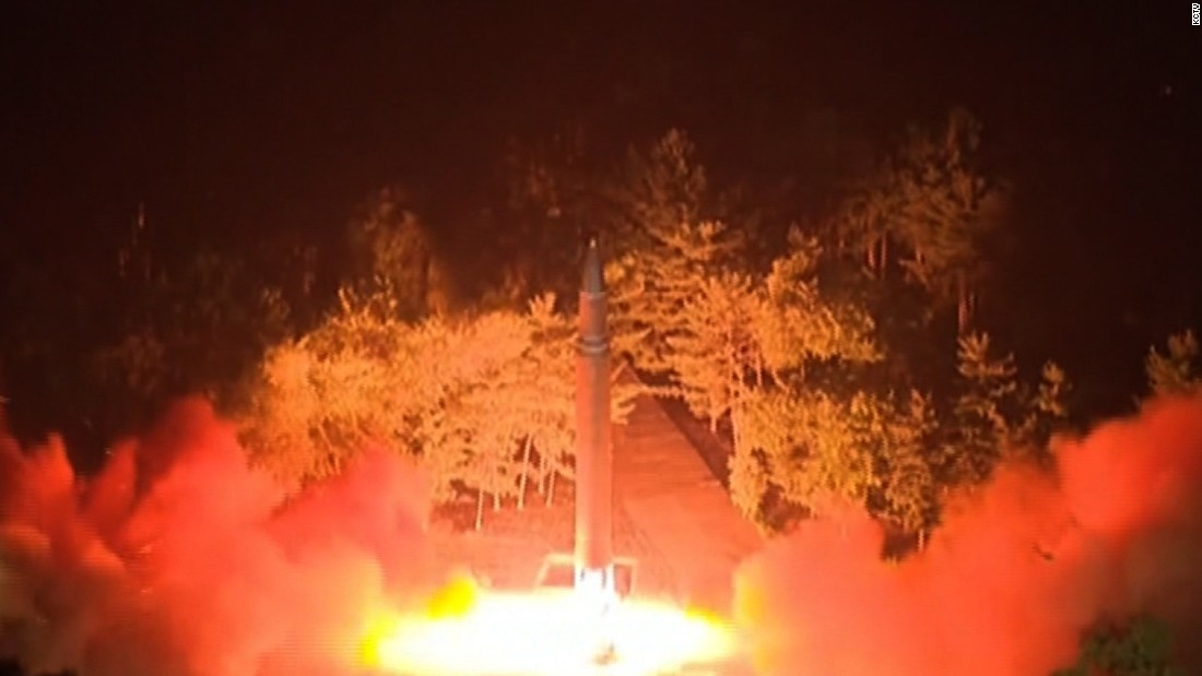 Test shows North Korea missile could hit LA, Chicago, analyst says