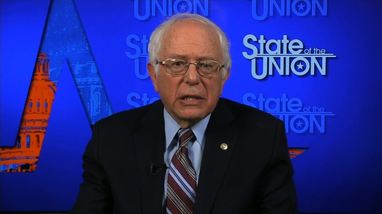 Sanders: Trump wants to sabotage health care
