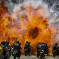 01 Venezuela unrest 0730 RESTRICTED