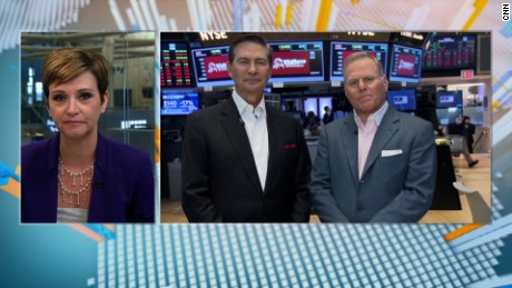 Maggie Lake speaks with David Zaslav of Discovery Communications and Ken Lowe of Scripps Networks