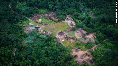 Deep inside the Amazon exsists a bacteria gold mine belonging to a the Yanomami community.