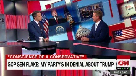 Lead Flake 2 interview trump live _00041501