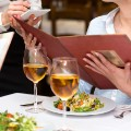 restaurant menus STOCK