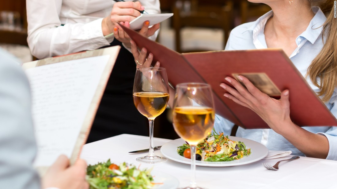 Restaurant menus can carry bacteria, though the levels are usually low. More bacteria can be found on menus during busy restaurant hours than less-busy times.