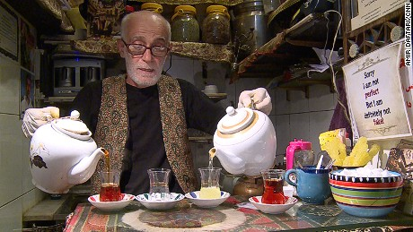 Haj Ali Darvish tea house, Tehran, Iran