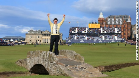 Living Golf: A postcard from the UK