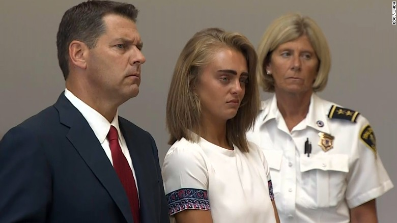 Michelle Carter gets 15 months in prison