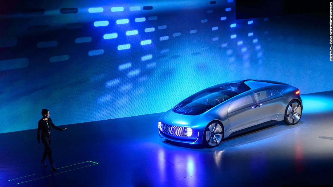 More than a quarter of a million people now have managed to get up close and interact with the F 015 during its lifetime.