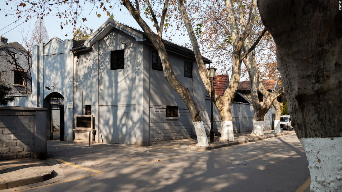 """Restoration means we can keep old buildings for our own use -- and for the next generation,"" Zhou said. ""Through (these buildings) you can see that the city is alive."""